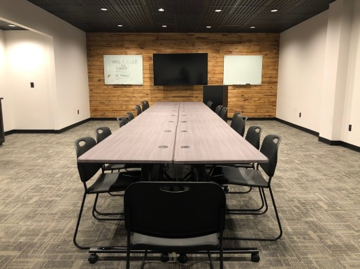 Conference Room - Board Room Set Up